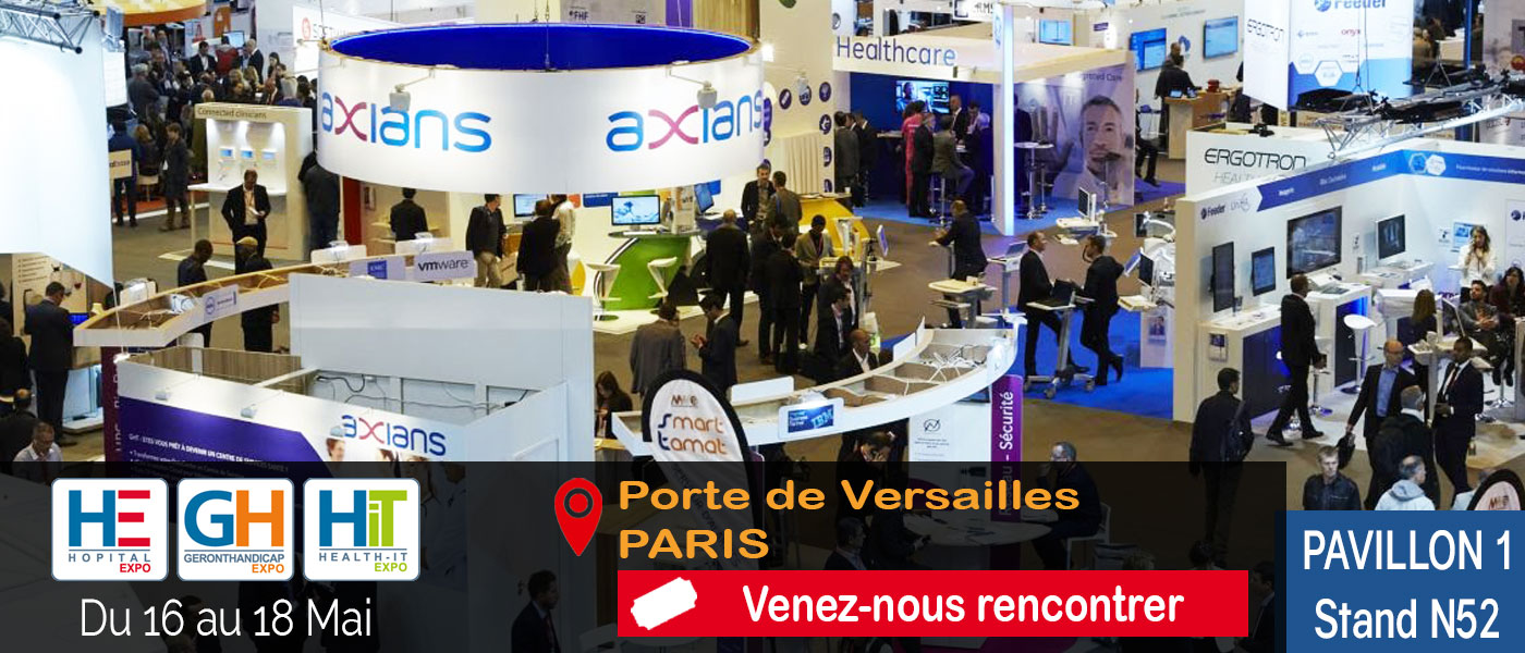 Salon paris healthcare week nausicaa m dical for Salon a paris ce weekend
