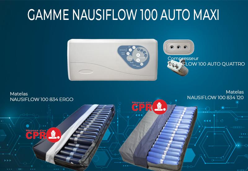 Gamme NAUSIFLOW 100 AUTO MAXI