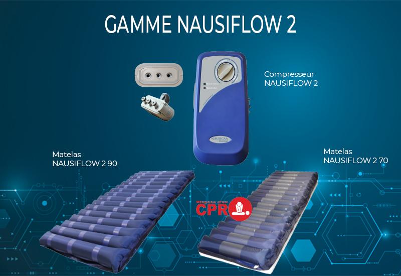 Gamme NAUSIFLOW 2
