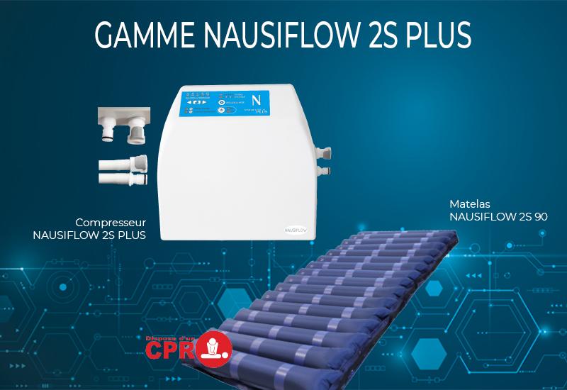 Gamme NAUSIFLOW 2S PLUS