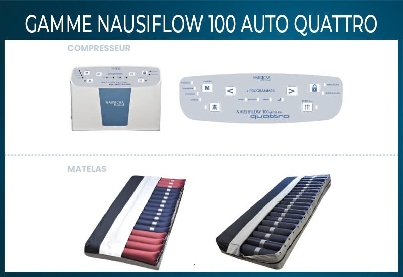 Gamme NAUSIFLOW 100 AUTO QUATTRO