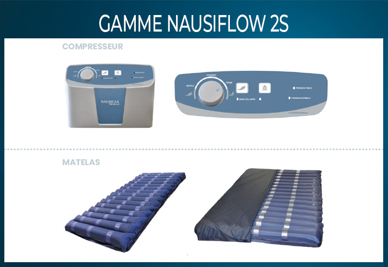 Gamme NAUSIFLOW 2S